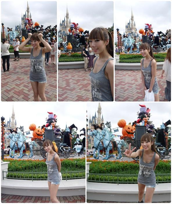 Disney Land-廣場馬車(MAY).jpg