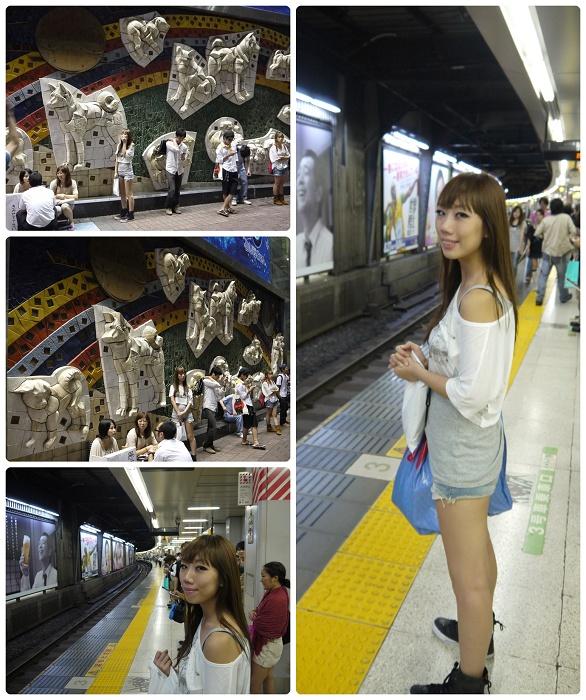 澀谷車站-等車.jpg
