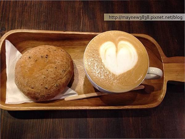 紅豆加咖啡