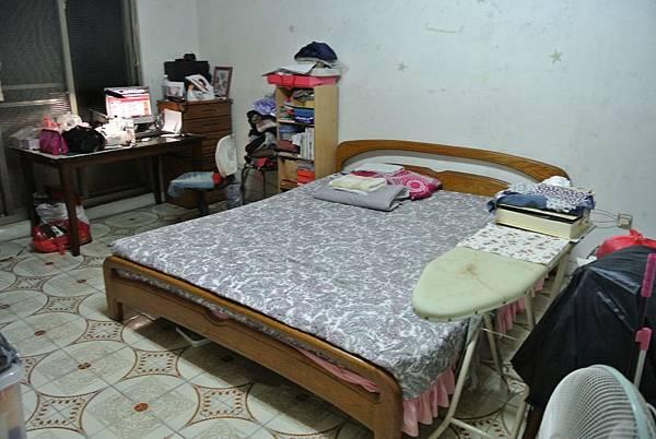 大又軟的床