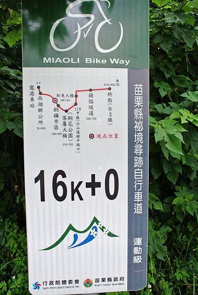 這裡是腳踏車路線