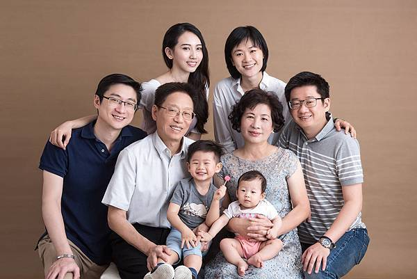 3代全家福照