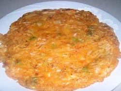 韓國泡菜煎餅