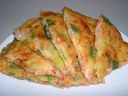 韓式煎餅~櫻花蝦口味