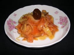 梅香青木瓜