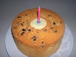 小左的生日蛋糕