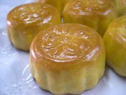 中式鳳梨小月餅