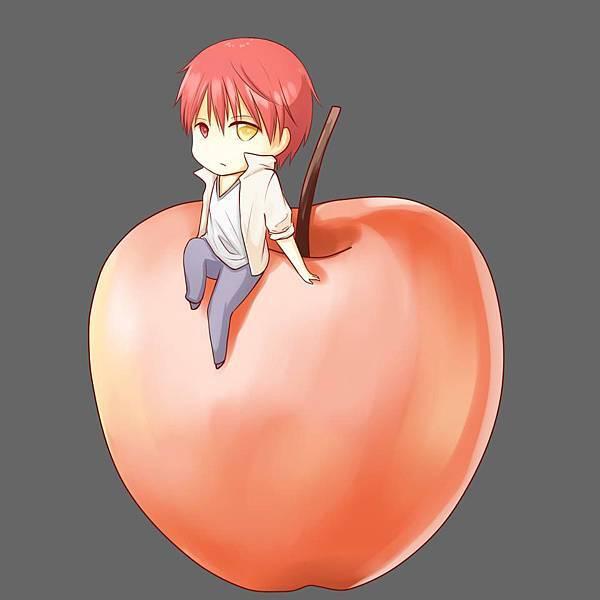 赤司&蘋果