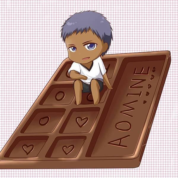 青峰&巧克力