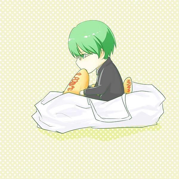 綠間&麵包
