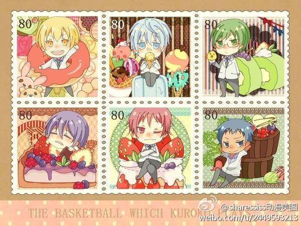 奇蹟的世代郵票款