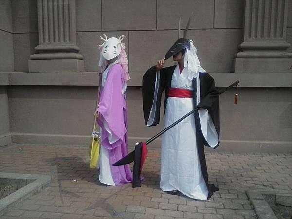 夏目 - 月分祭 豐月神、不月神(2)