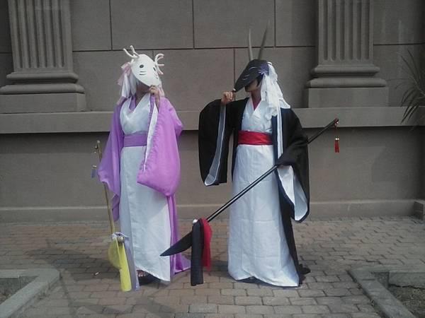 夏目 - 月分祭 豐月神、不月神(3)