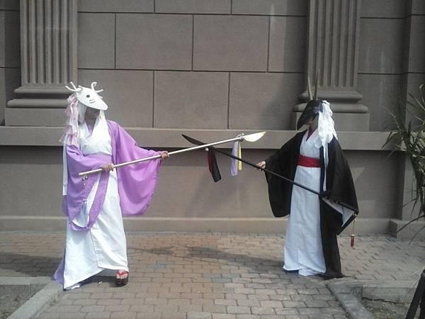 夏目 - 月分祭 豐月神、不月神(4)