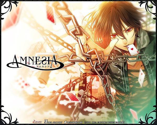AMNESIA - Shin