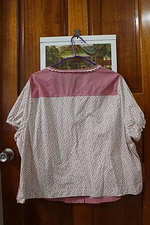 女原型上衣改良版-背