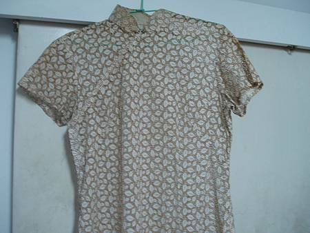 奶奶的舊衣