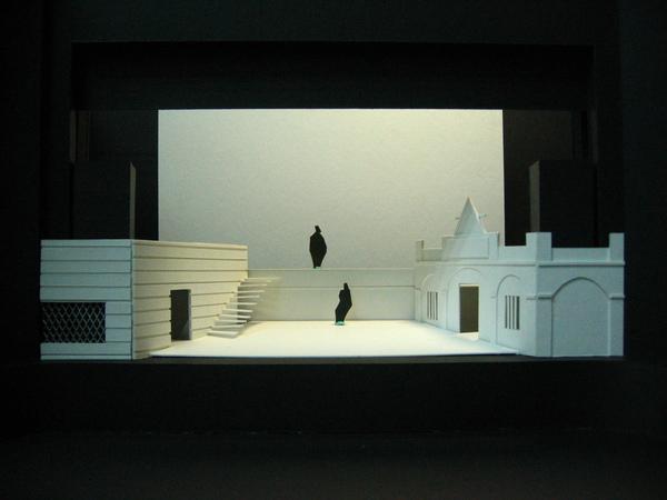舞台設計1
