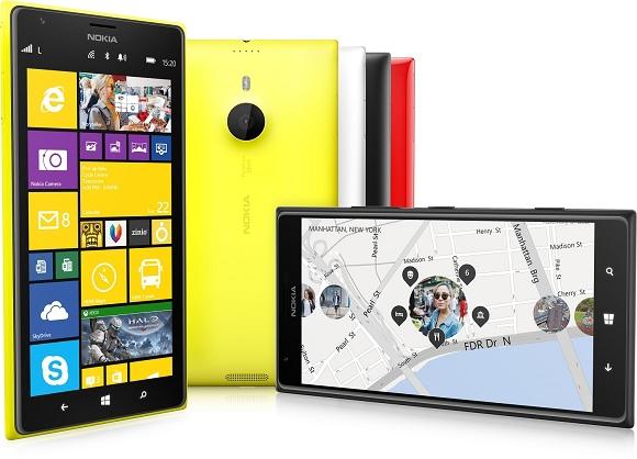 nEO_IMG_【產品圖一】全新Nokia Lumia 1520  搭載  Nokia Storyteller 地圖相簿 訴說我的精采故事