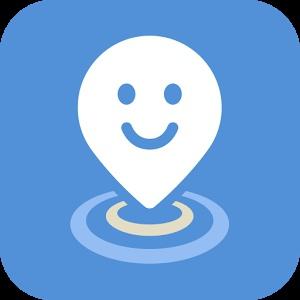 LINE HERE_App Icon