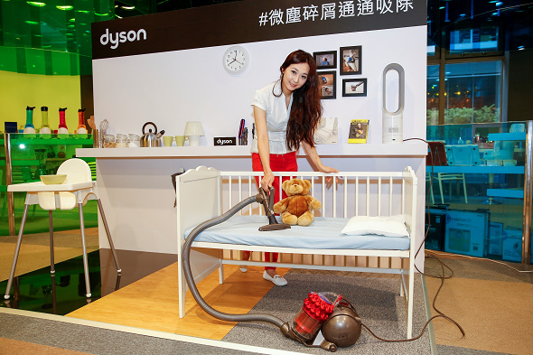 nEO_IMG_Dyson_Ball_Fluffy雙層氣旋吸塵器即日起全新上市。