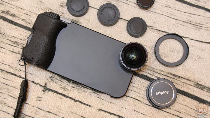 【好文要推】讓 iPhone 拍照進化!bitplay 照相手機殼分享 - 1