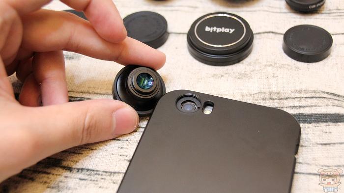 【好文要推】讓 iPhone 拍照進化!bitplay 照相手機殼分享 - 21