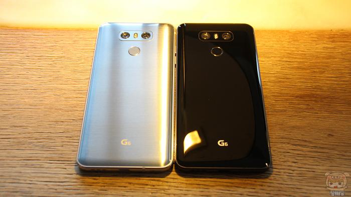 大螢幕雙主鏡頭旗艦手機,LG G6 開箱評測! - 5