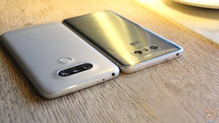 大螢幕雙主鏡頭旗艦手機,LG G6 開箱評測! - 8