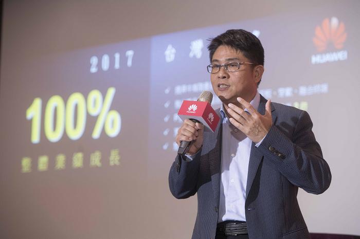 nEO_IMG_【HUAWEI】華為技術台灣總代理訊崴技術無線終端產品部 總經理 曹紋察表示,期望以創新的產品設計與高科技體驗,來滿足消費者的全方位需求_2.jpg