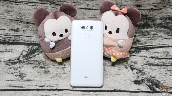 大螢幕雙主鏡頭旗艦手機,LG G6 開箱評測! - 1