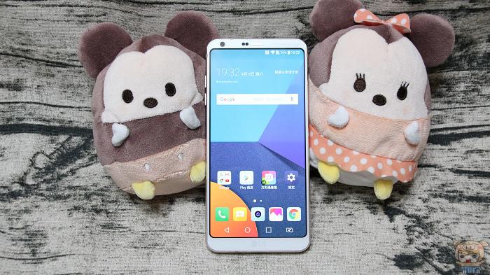 大螢幕雙主鏡頭旗艦手機,LG G6 開箱評測! - 2