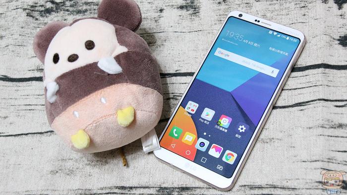大螢幕雙主鏡頭旗艦手機,LG G6 開箱評測! - 9