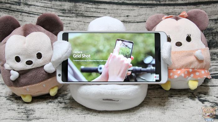 大螢幕雙主鏡頭旗艦手機,LG G6 開箱評測! - 10