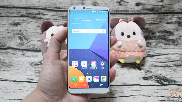 大螢幕雙主鏡頭旗艦手機,LG G6 開箱評測! - 12