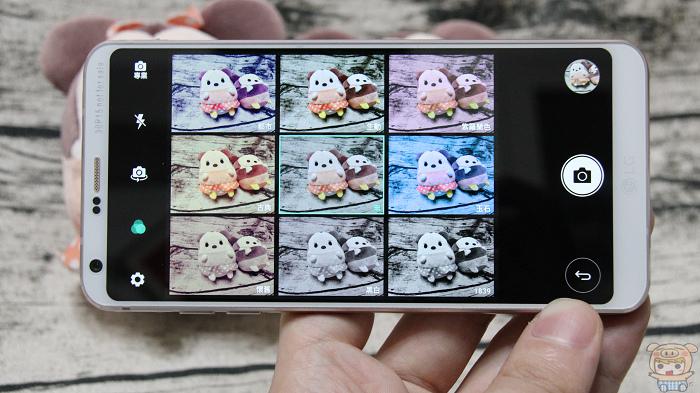 大螢幕雙主鏡頭旗艦手機,LG G6 開箱評測! - 29