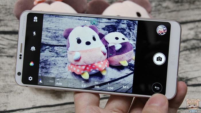 大螢幕雙主鏡頭旗艦手機,LG G6 開箱評測! - 30