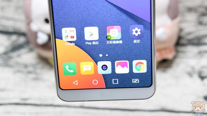 大螢幕雙主鏡頭旗艦手機,LG G6 開箱評測! - 32