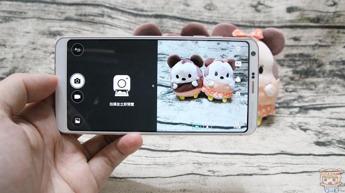 大螢幕雙主鏡頭旗艦手機,LG G6 開箱評測! - 34