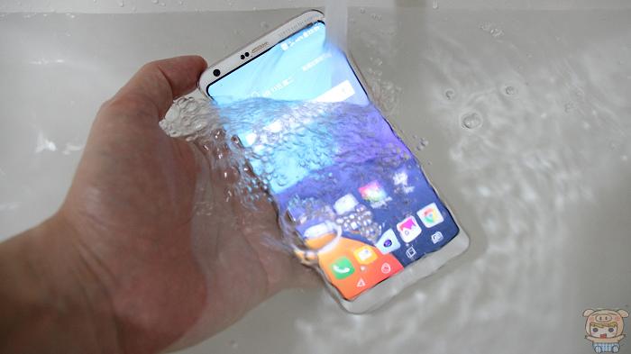 大螢幕雙主鏡頭旗艦手機,LG G6 開箱評測! - 19