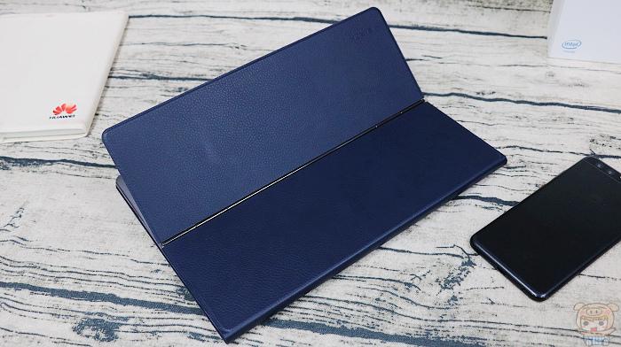 輕薄可攜,新一代二合一筆電 HUAWEI MateBook E 開箱 - 16