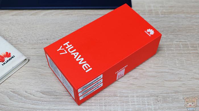 續航給力、怎麼玩都不累,HUAWEI Y7 開箱評測