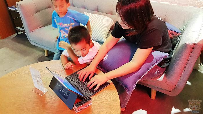 輕薄可攜,新一代二合一筆電 HUAWEI MateBook E 開箱 - 4