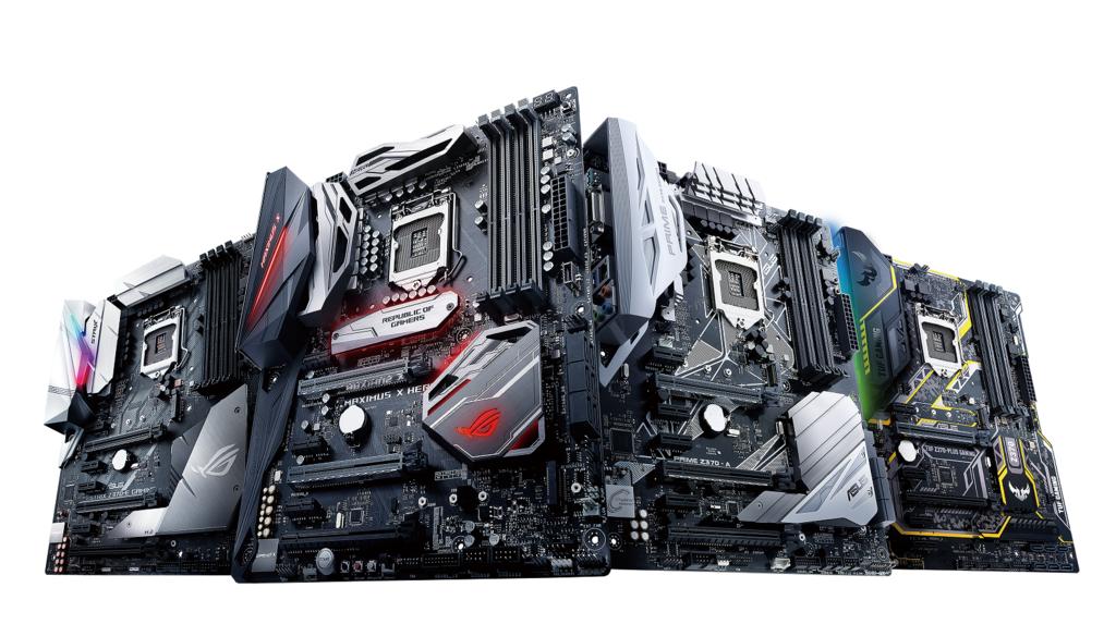 華碩今日宣布推出搭載新一代Intel Z370晶片組主機板。.png