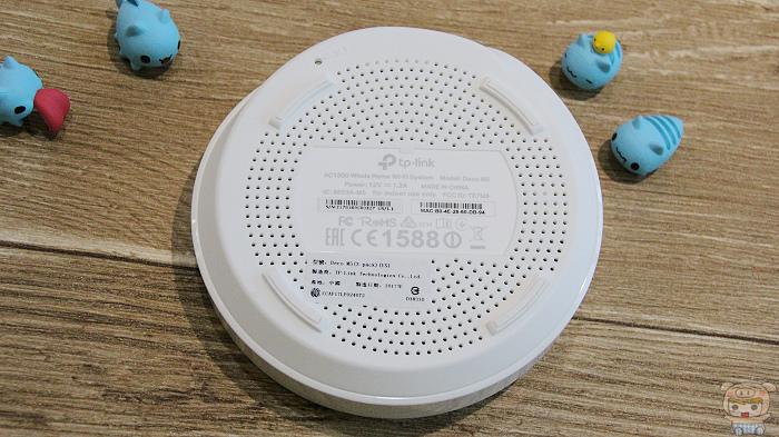 讓家中充滿 Wi-Fi訊號,TP-Link Deco M5 Mesh Wi-Fi 系統無線網狀路由器 - 7