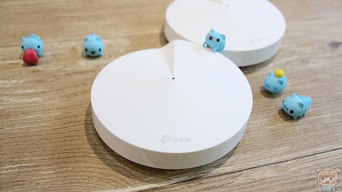 讓家中充滿 Wi-Fi訊號,TP-Link Deco M5 Mesh Wi-Fi 系統無線網狀路由器