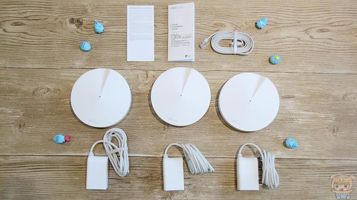 讓家中充滿 Wi-Fi訊號,TP-Link Deco M5 Mesh Wi-Fi 系統無線網狀路由器 - 5