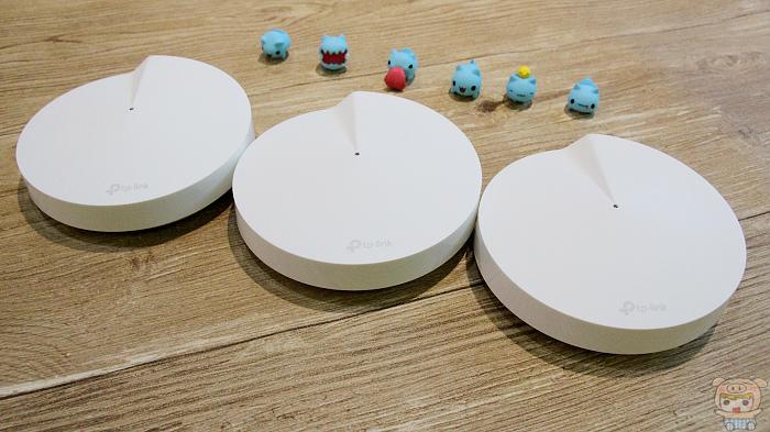 讓家中充滿 Wi-Fi訊號,TP-Link Deco M5 Mesh Wi-Fi 系統無線網狀路由器 - 12