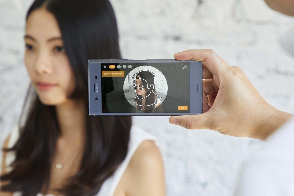 圖說五、Sony Mobile Motion Eye相機模組再升級,XZ Premium、XZ1、XZ1 Compact內建「3D即時掃描」,讓你用最創意的方式與親友分享專屬特色年菜!.jpg