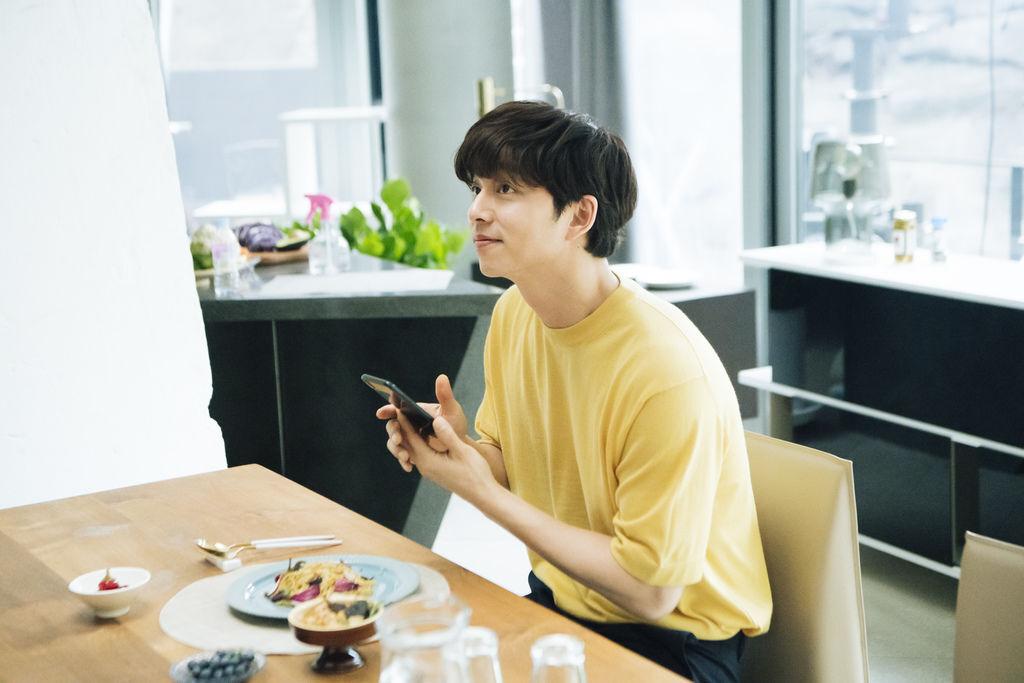 二度代言!孔劉目前正在韓國首爾拍攝ASUS ZenFone 5系列電視廣告。.jpg
